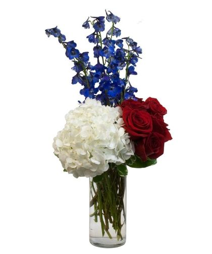 4th of July Flower Delivery - Nanz and Kraft Florist - Louisville, KY