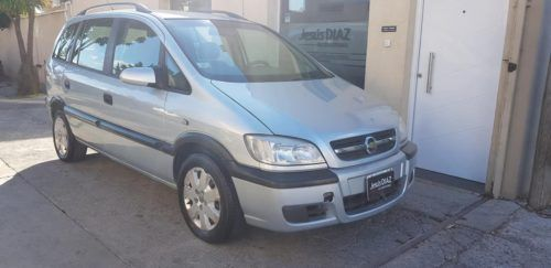 Chevrolet Zafira Gl 2 0 2008 En Compra Y Venta Argentina Chevrolet Astra