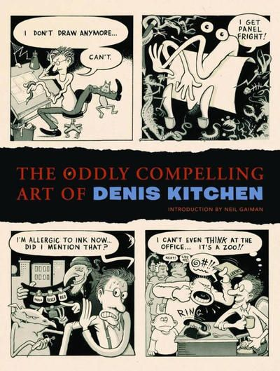 Denis Kitchen (born 27 August 1946) is an American underground cartoonist, publisher, author, agent,... - http://www.afnews.info/wordpress/2015/08/27/denis-kitchen-born-27-august-1946-is-an-american-underground-cartoonist-publisher-author-agent/