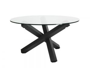 Indigo Living | shopping | Cross Leg Round Dining Table