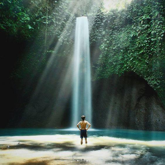 tibumana, waterfall, Indonesia: TibumanaWaterfall