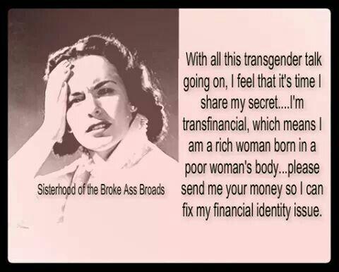 Transfinancial