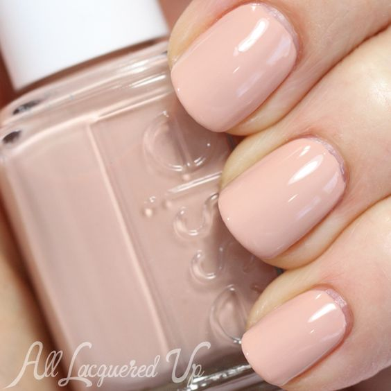 Top 10 Nude Nail Polish Colors for Spring 2014 | Abrigos, Botella y ...