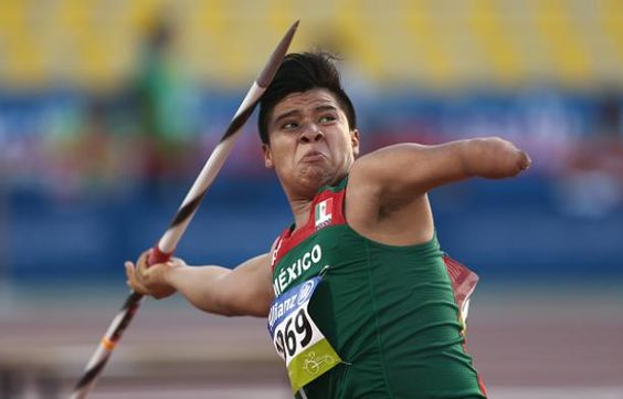 Buenaventura seeks Paralympic gold in Rio 13.09.2016 The 17-year-old looks to build on his gold medal at last year's Parapan American Games and top the podium in the javelin throw F46. - Eliezer Buenaventura of Mexico