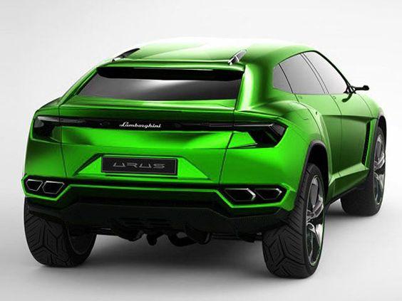 Lamborghini Urus Crossover 670HP Hybrid Sports Cars But In