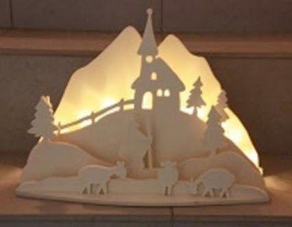 Awesome #diy #nativity!