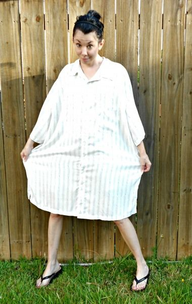 Great Blog.  She does an upcycle a day from thrifted clothing, and they're really great!