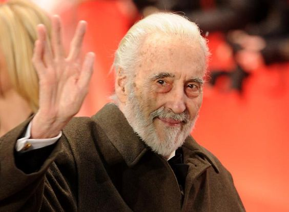 Christopher Lee  ...
