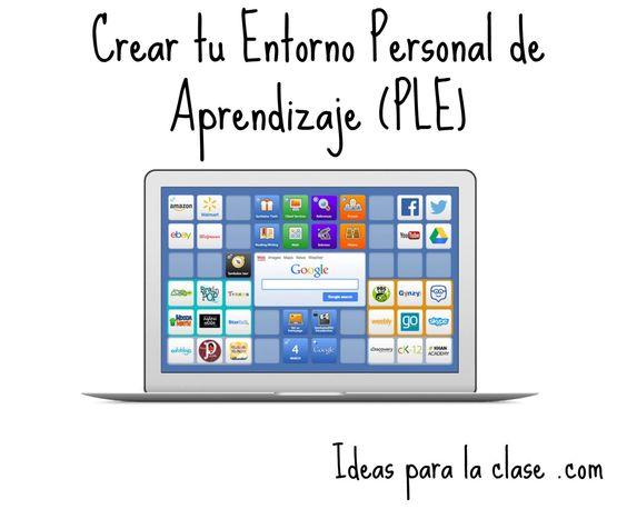 Resultado de imagen de Ocho herramientas para crear tu Entorno Personal de Aprendizaje (PLE)