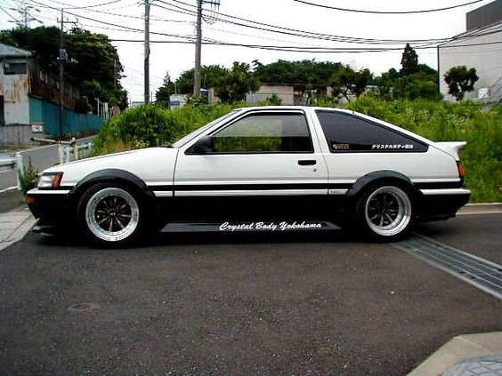 ae86 panda levin carz pinterest facebook classique et toyota corolla. Black Bedroom Furniture Sets. Home Design Ideas