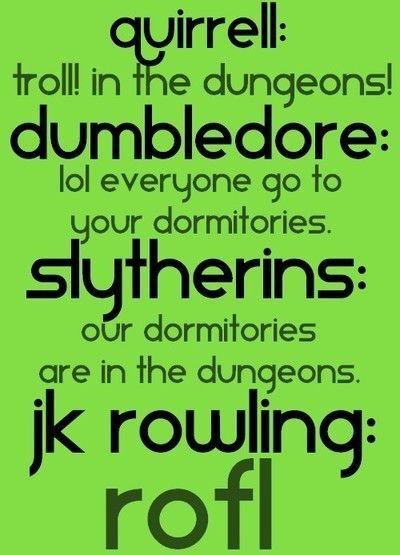 Jo Rowling rocks!