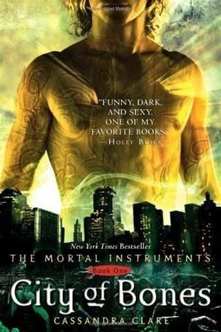 City of Bones...great books!