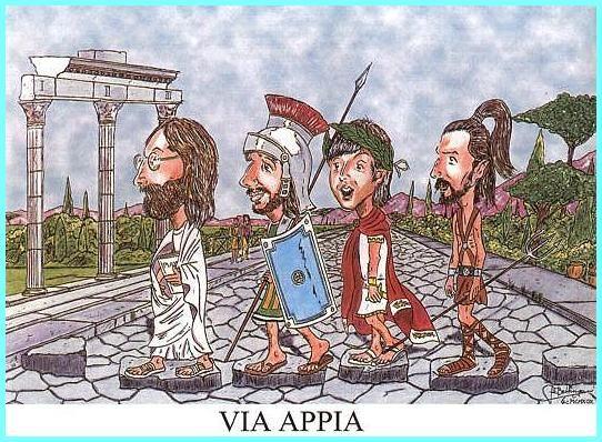 The Beatles, Abbey Road: Via Appia (2002)