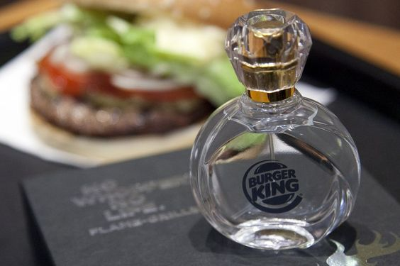 Burger King Flame-Grilled Fragrance gourmand perfume definition meaning define what is list review niche best vanilla caramel fruity fragrances