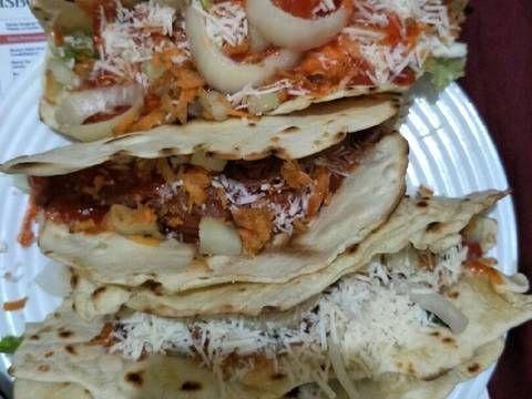 Resep Kulit Kebab Oleh Yusida Arfiati Resep Kebab Resep Adonan