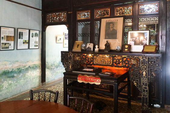 Sun Yat-sen Penang Base museum, George Town,