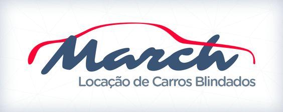 Logotipo - March Blindados