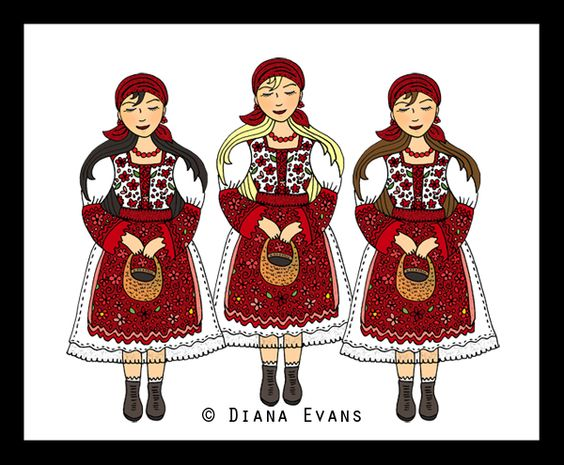 Croatian Folklore