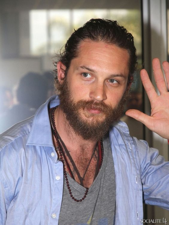 Tom Hardy ,Nice Airport attend the 65th Annual Cannes Film Festival.
