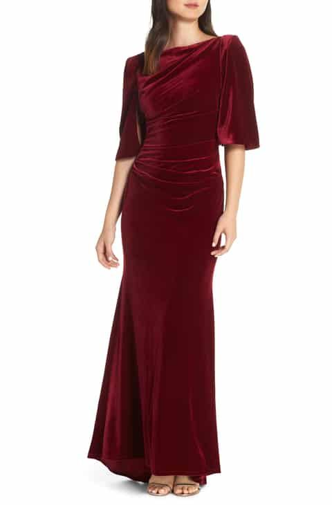 Reviews Velvet Dress Long Velvet Bridesmaid Dresses Velvet Evening Dress