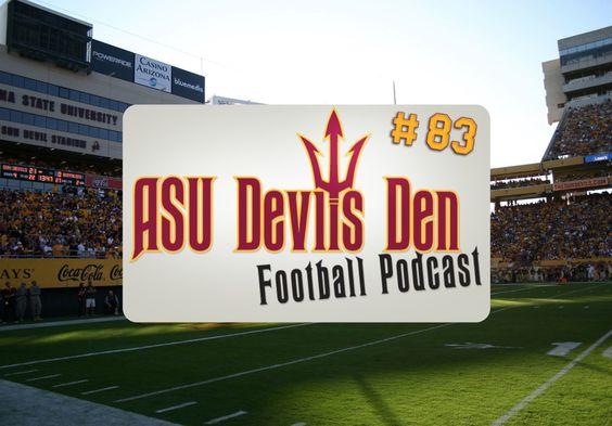 New ASU Devils Den Podcast: Episode 83. New Episode features guest host @MariachiTillman, AZCentral's Anne Ryman @anneryman & more