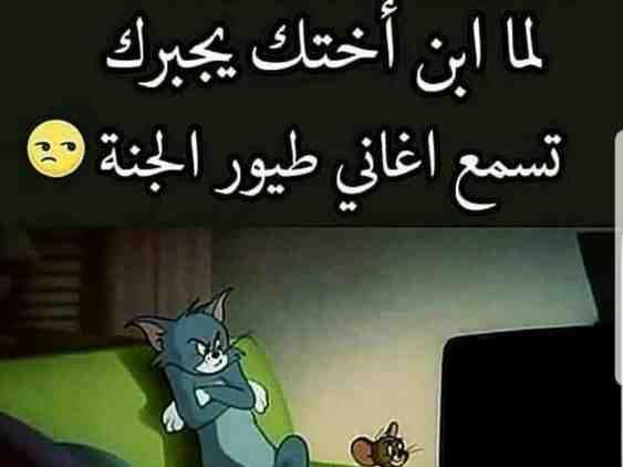 لما إبن أختك يجبرك تسمع طيور الجنة مضحك نهفات Arabic Funny Funny Words Funny Jokes