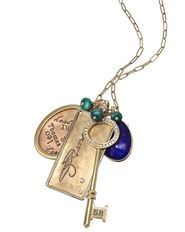 Channel-Set Key with Signature ID Tag Charm
