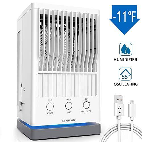 Appliances Page 7 Dailybestdiscounts Desk Fan Portable Air Conditioner Evaporative Air Cooler