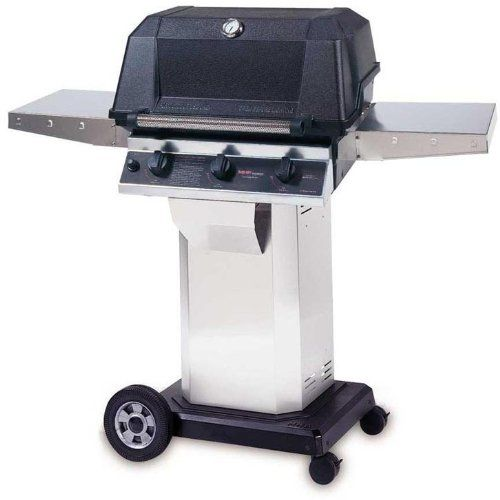 Mhp Gas Grills W3g4dd Propane Gas Grill W Searmagic Grids On Stainless Cart Gas Grill Propane Gas Grill Grilling