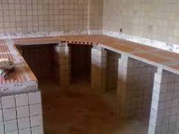 Bajo mesadas de cemento buscar con google dany - Como hacer una cocina de obra ...