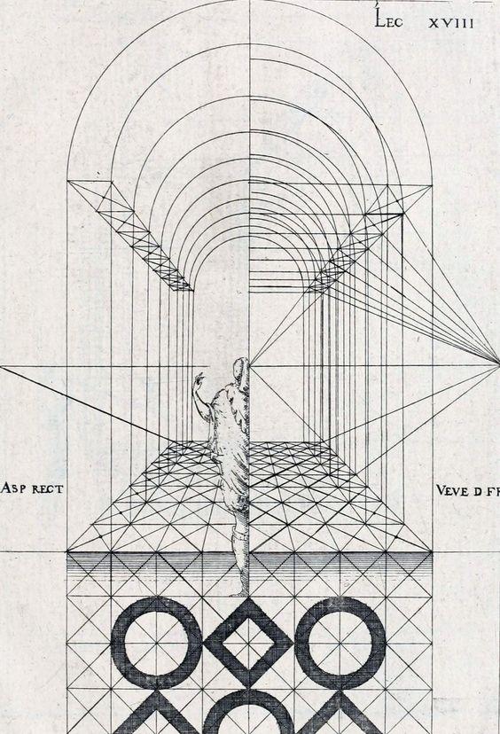 Jacques Androuet Du Cerceau   Sacred Geometry