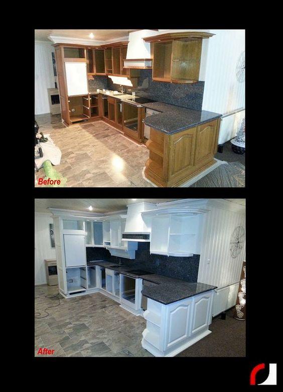 Eiken Keuken Wit : Eiken Keuken Wit Verven – Atumre com