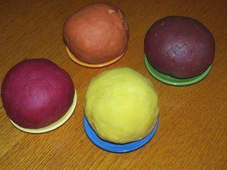 how to make jello playdough without cream of tartar