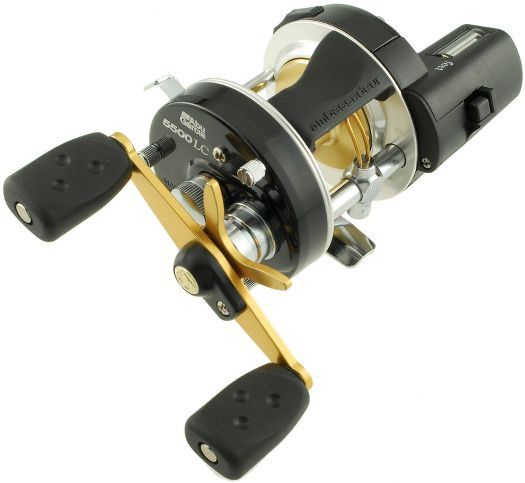 Abu Garcia Amb Baitcast Line Counter Reel  $109.95 Penn Fishing Equipment online fishing and tackle store Grand opening for July!