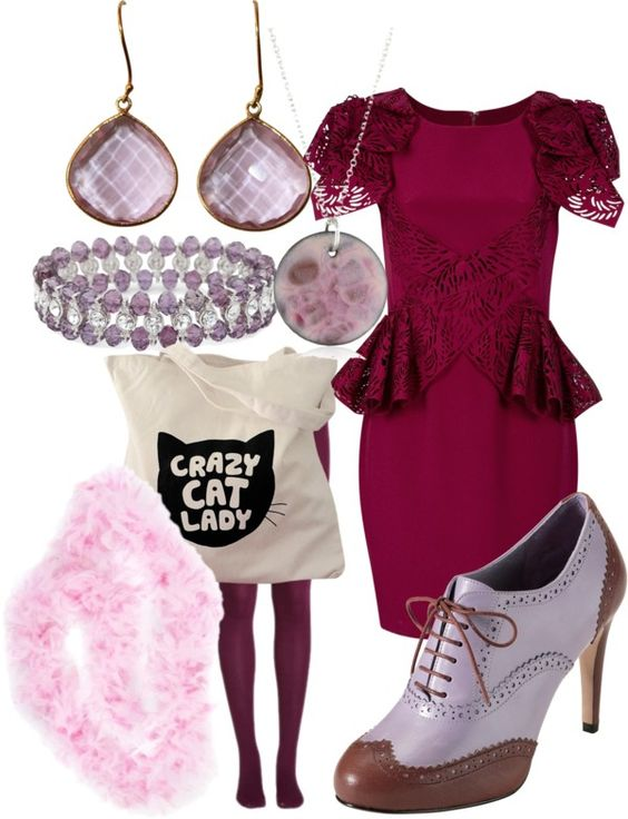 """Madame Adelaide -Aristocats"" by jami1990 ❤ liked on Polyvore"