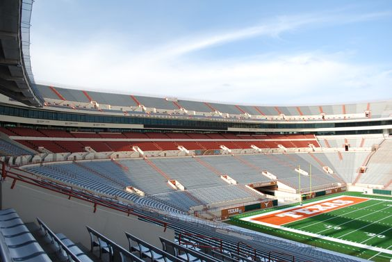 University of Texas – Darrell K. Royal Memorial Stadium – North End Zone Expansion and Utility Relocations – Austin, Texas | Jose I. Guerra, Inc. - Consulting Engineers Austin Texas Civil Structural Mechanical Electrical Engineering