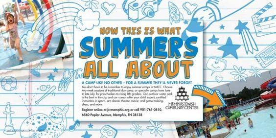 Making a summertime splash for the Memphis Jewish Community Center - MJCC