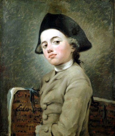 Pintura de Nicolas-Bernard Lepicie