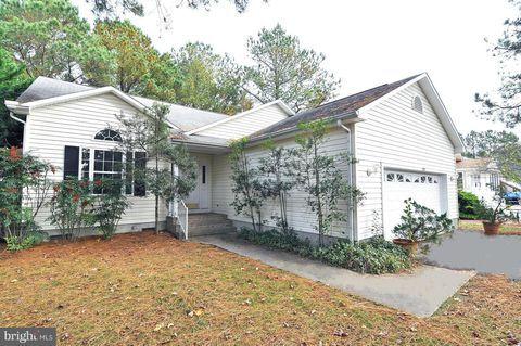 238 Teal Cir Ocean Pines Md 21811 Downsizing House Real Estate Ocean Pines