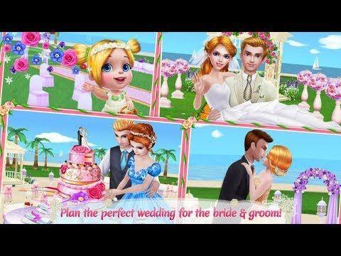 Wedding Planer Wedding Makeup Game For Girls Games 4 Kids Games For Kids Wedding Planer