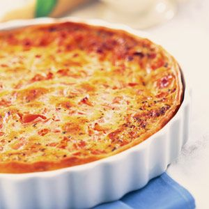 Keith Urban's Impossible Quiche Recipe - I've made this several times and it is yummy! I sub a few ingredients.