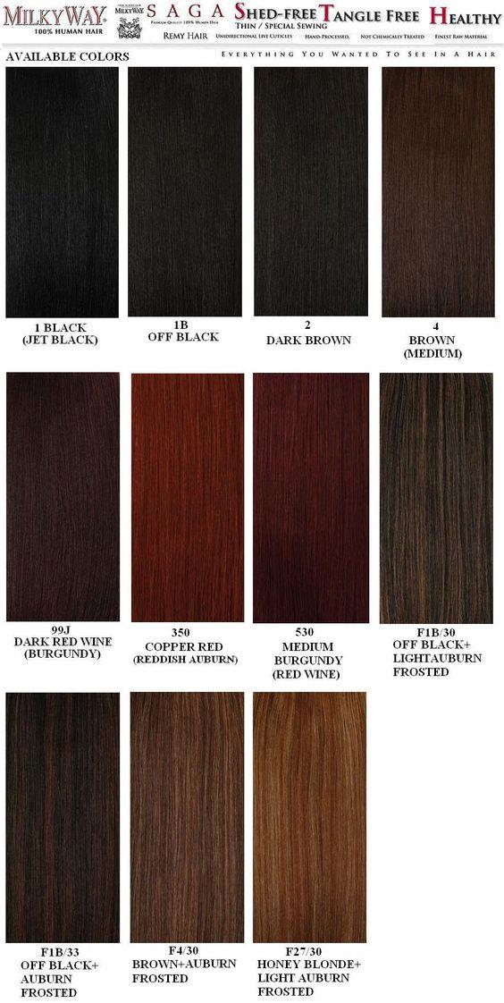 New Aveda Hair Color Chart Swatch Guide J-dornanaveda hair color