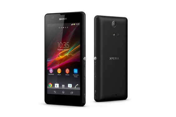 Xperia ZR - Waterproof Smartphone from Sony