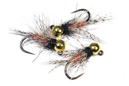 Choice Quantity and Hook Size Brown Elk Hair Caddis Twelve Fly Fishing Flies