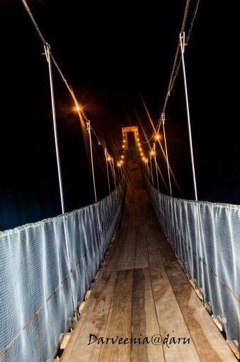 Bridge#nightview#nikon#d5100