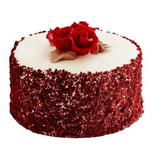Cool Rosy Red Velvet Cake 500G Bks10160 With Images Cake Cake Personalised Birthday Cards Xaembasilily Jamesorg
