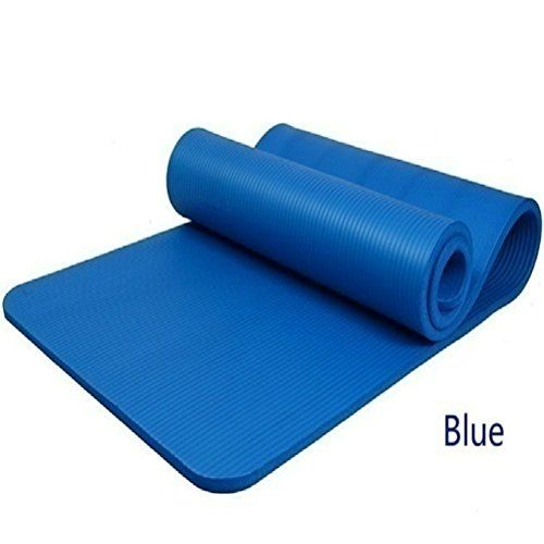 Miyouda Yoga Mat By 0 39 10mm Thick Non Slip Eco Friendly Memory Foam Exercise Fitness Yoga Mat With Free Carrying Strap Yoga Strap Sport Mat Mat Exercises