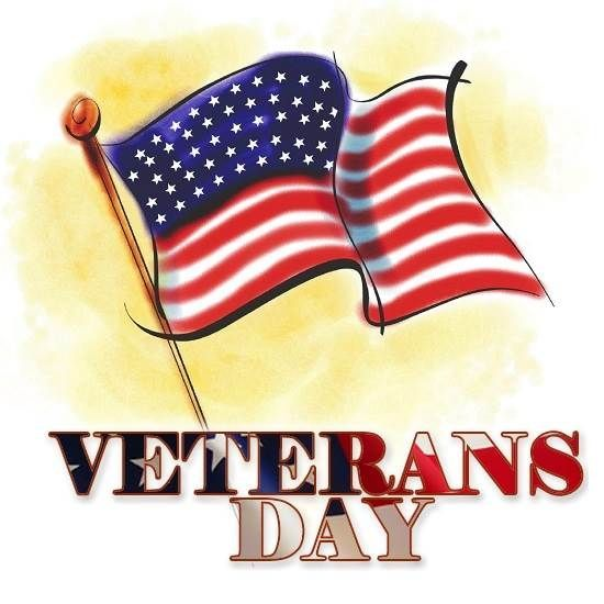 Happy Veterans Day Clipart American Flag Kids Veterans Day Kids Vector