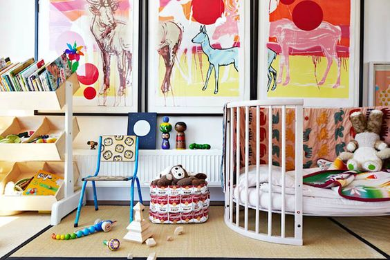 perfect place to rest and play - stokke sleep junior bed
