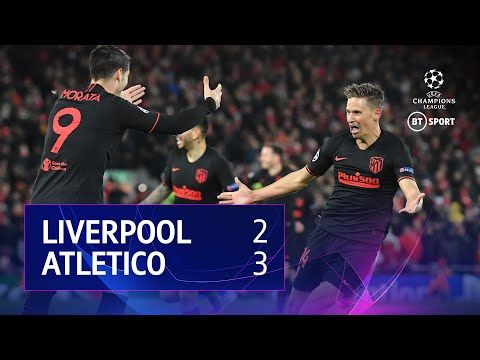 Liverpool Vs Atletico Madrid 2 3 Aet Uefa Champions League Highlights Youtube In 2020 Champions League Uefa Champions League Liverpool